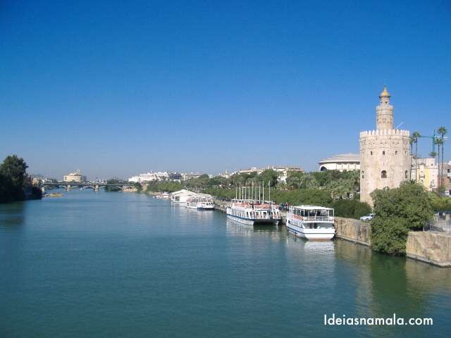 Sevilla - Espanha