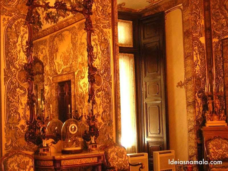 Relógio - Palácio Real de Madri