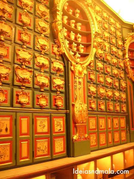 Farmácia Real - Palácio Real de Madri