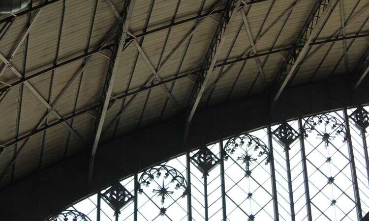 Metrô de Madri - Estação a Tocha