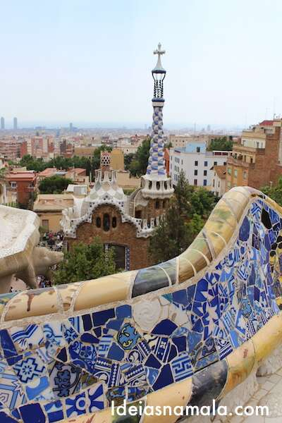 Barcelona - Ideias na Mala