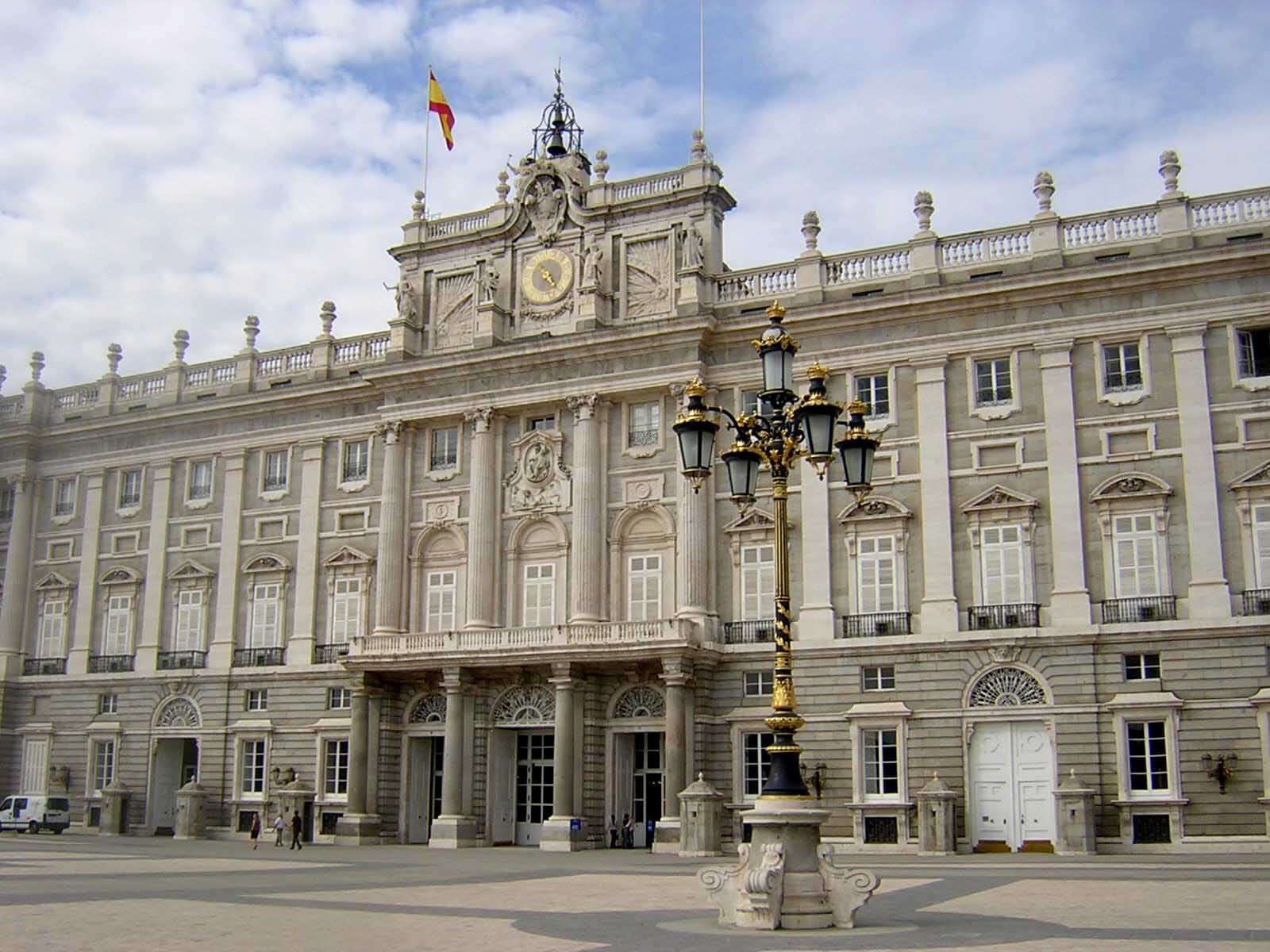 Castelo Real de Madri