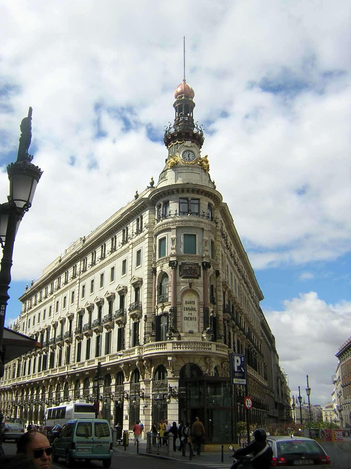 Banco Espanhol de crédito