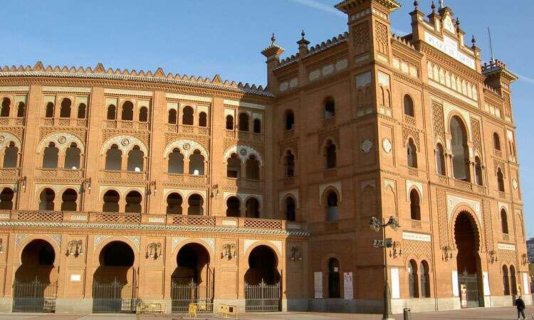 Plaza-toros-Madri