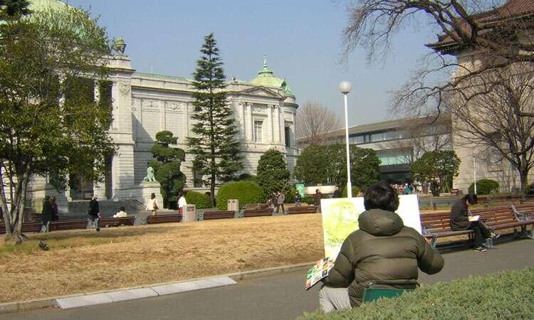 Museus-Toquio