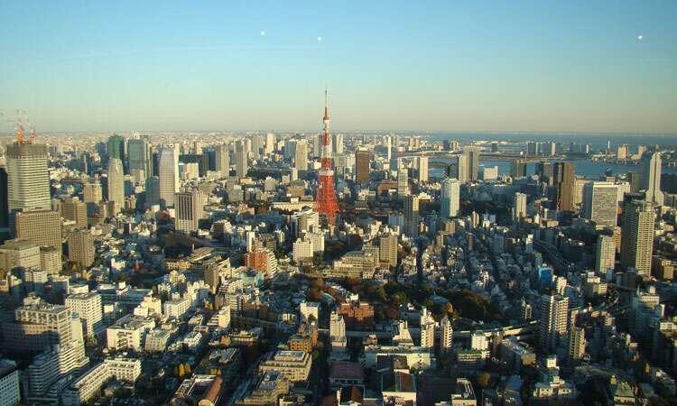 Toquio-Tower