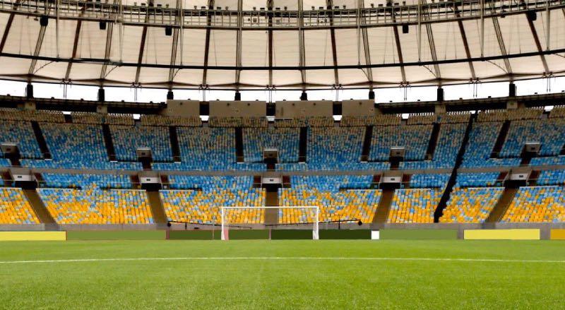 Maracanã oferece tours pelas instalações