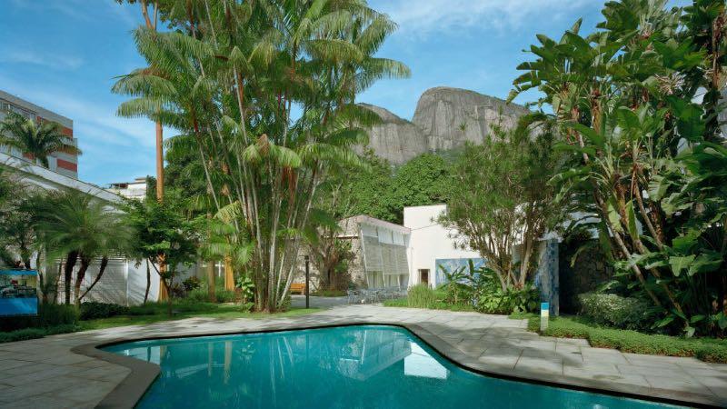 IMS Rio - área externa
