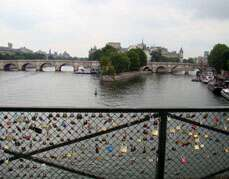 Pont-Des-Arts - Paris