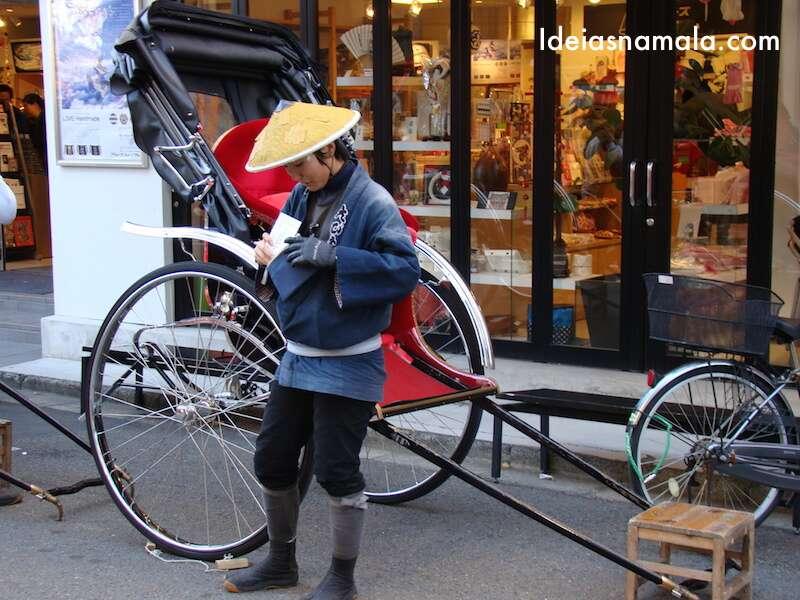 Rickshaw - Tóquio