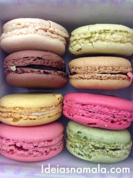 Macarons - Laduree