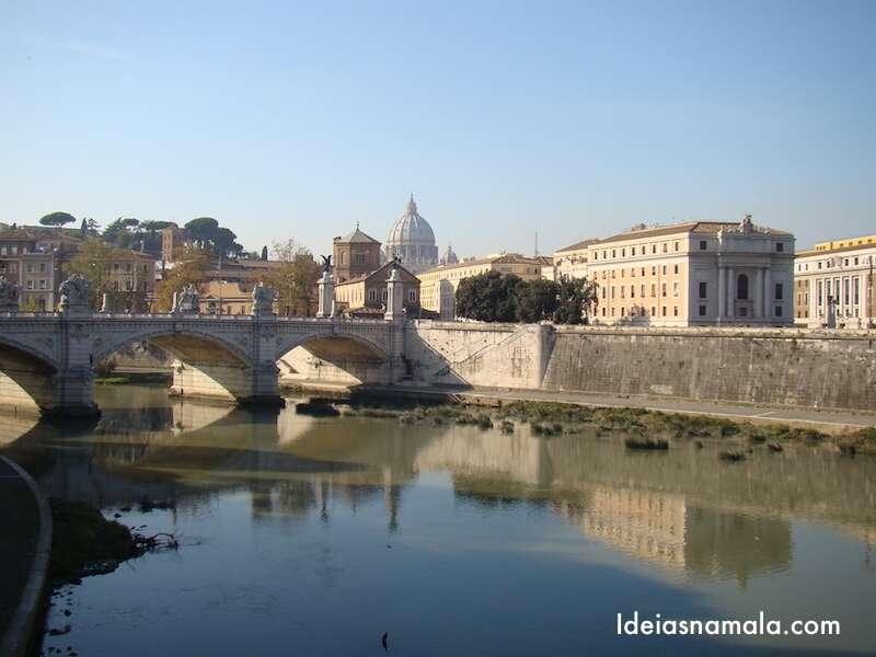 Ponte de São Angelo - Roma
