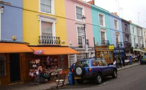 Notting Hill - Londres