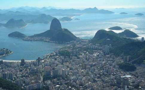 Rio de Janeiro - Vista do Cristo Redentor