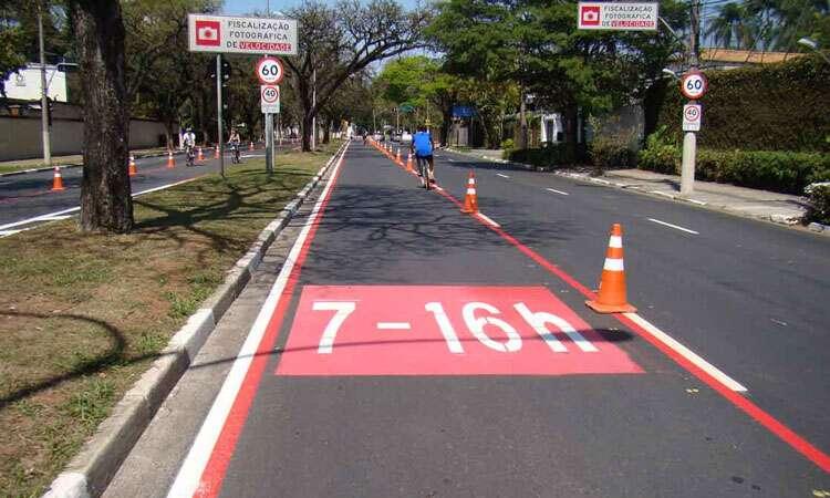 Ciclo Faixa São Paulo