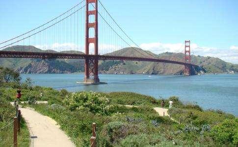 Golden Gate de bicicleta