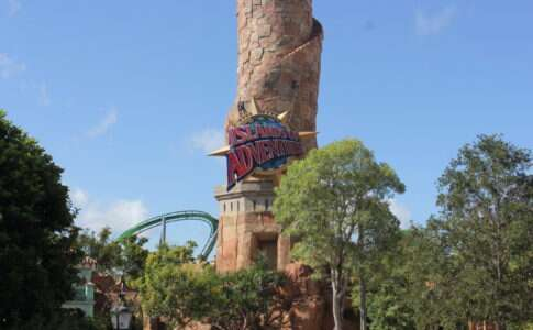 Guia Islands of Adventure
