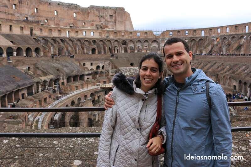 Roteiro de Roma