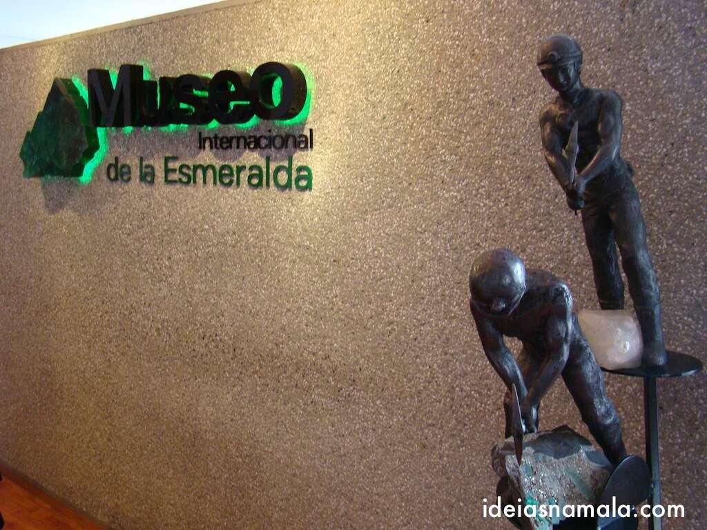 Museu da Esmeralda - Bogotá