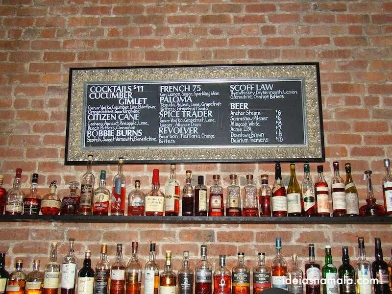 Bourbon & Branch - San Francisco