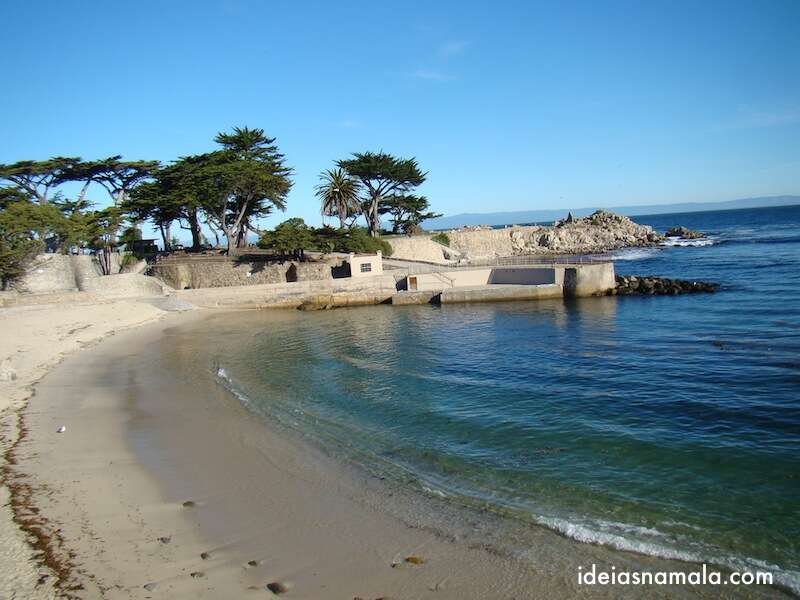Lover's Point Park Pacific Grove