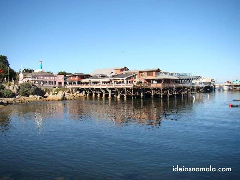 Fishermann's Wharf - Monterrey