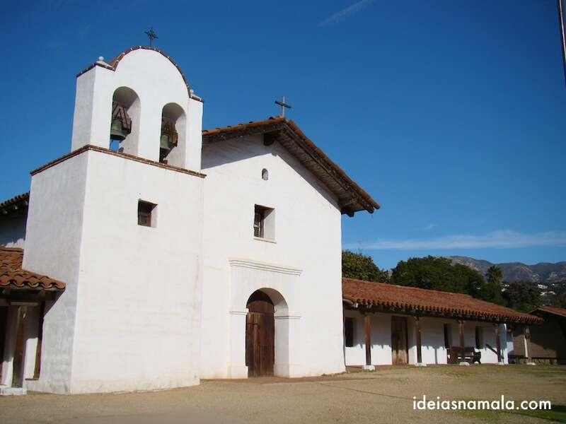El presidio State Historic Park, Santa Barbara