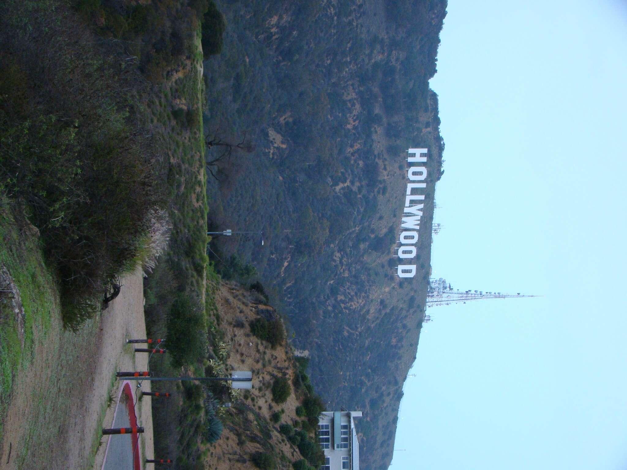 Placa de Hollywood - Los Angeles