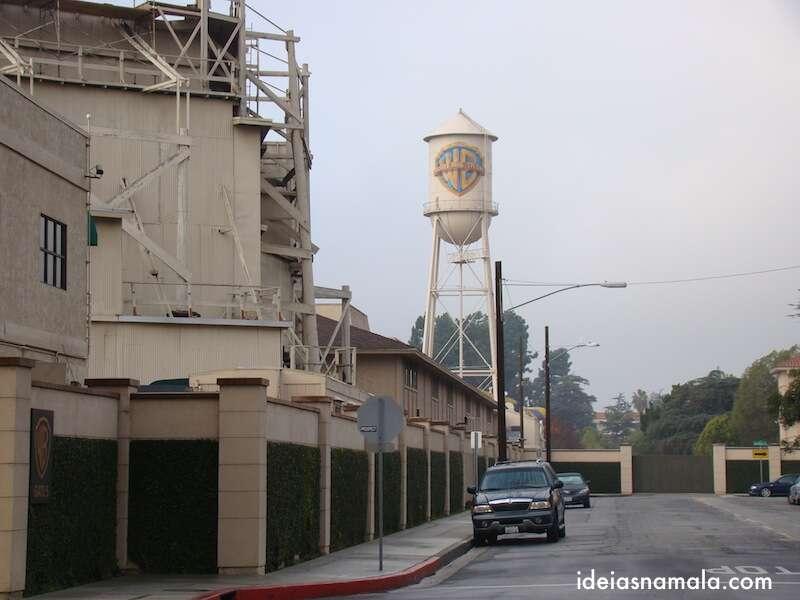 Estudios da Warner em LA