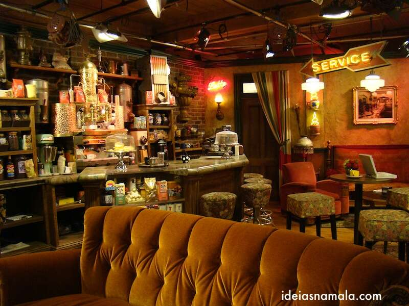 Central Perk | Estudio da Warner Bros