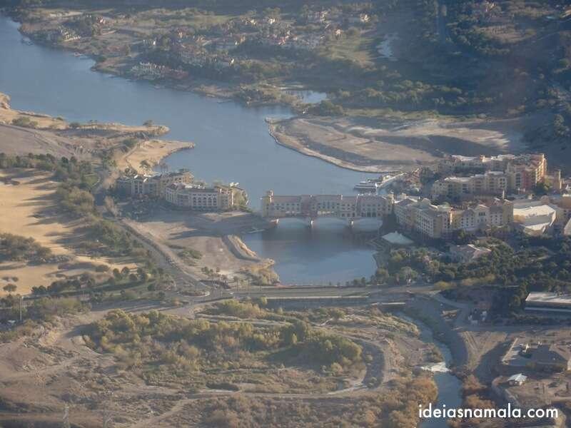 Grand Canyon de Helicoptero