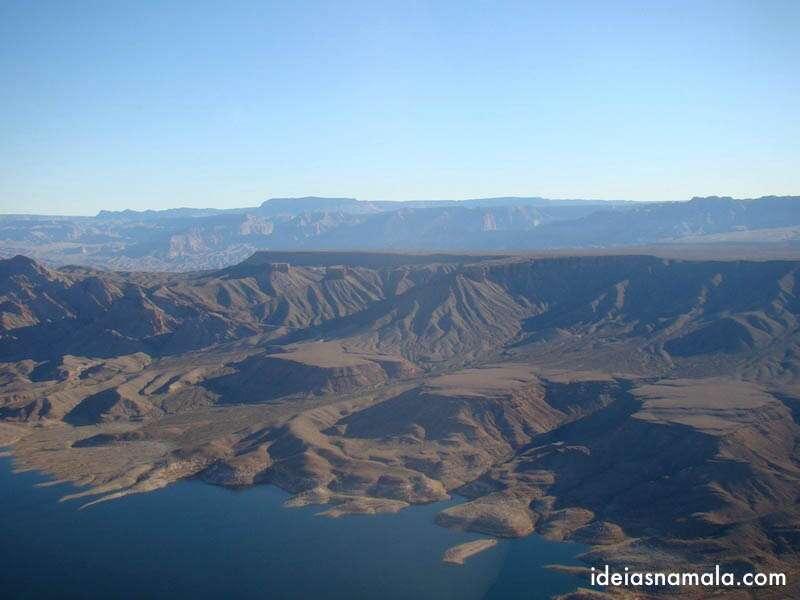 Grand Canyonde helicóptero