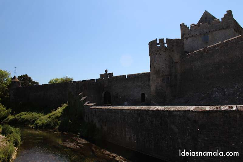 Entrada do Castelo de Cahir