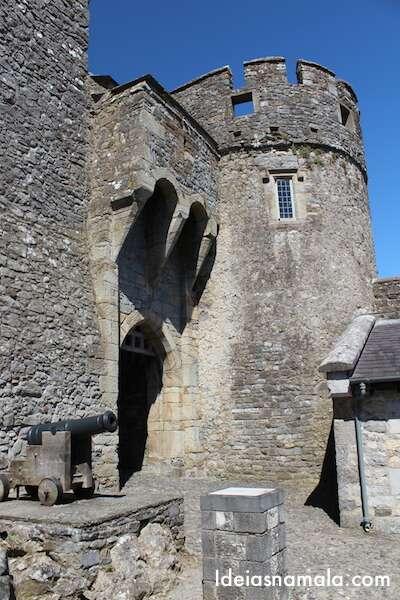 Cahir Castle, Irlanda