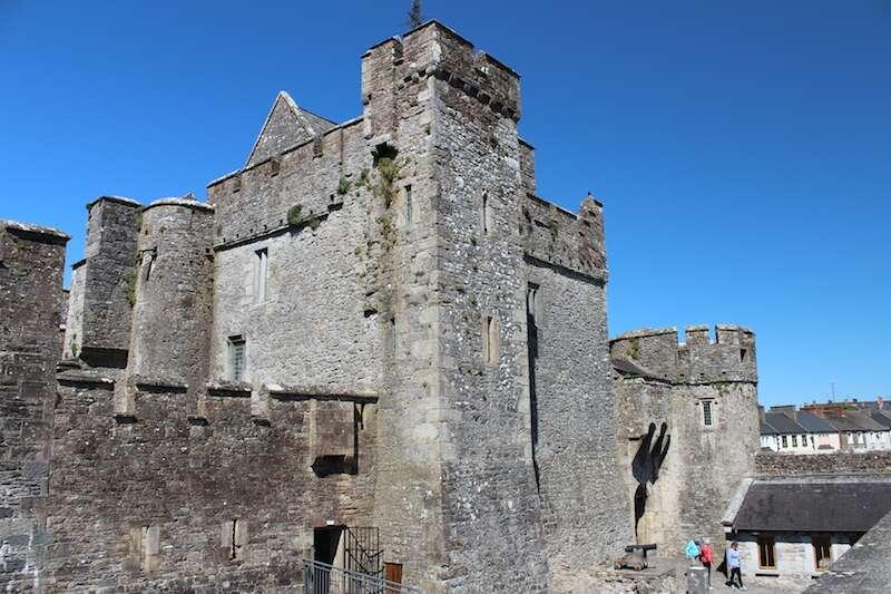 Castelo de Cahir, Irlanda