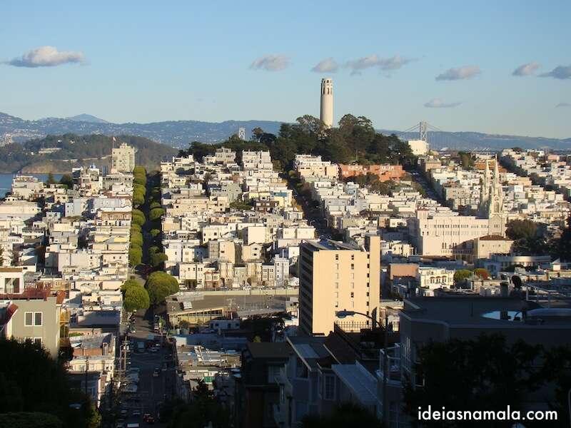 Cit Tower - San Francisco