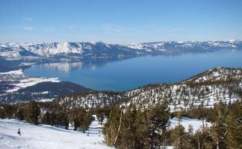 Ski Heavenly - Lake Tahoe