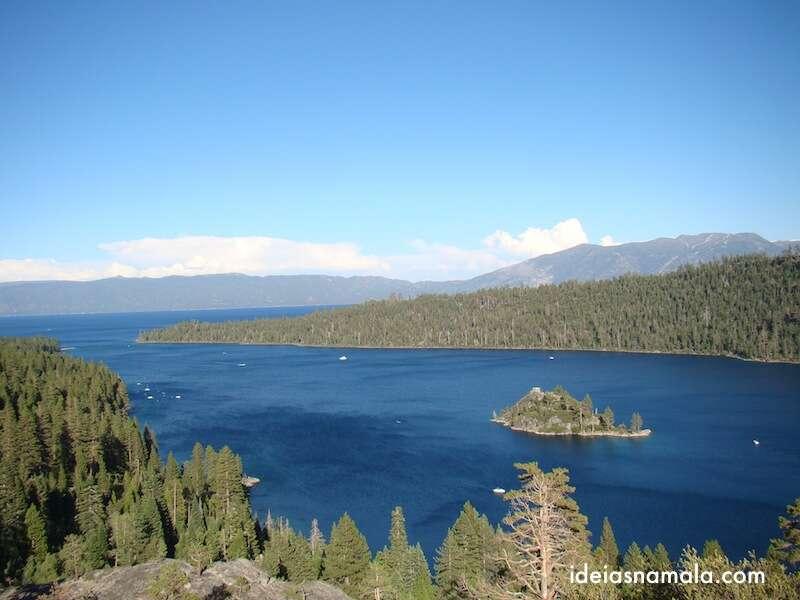Emerald Bay - Lake Tahoe