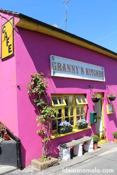Granny's Kitchen, Cashel