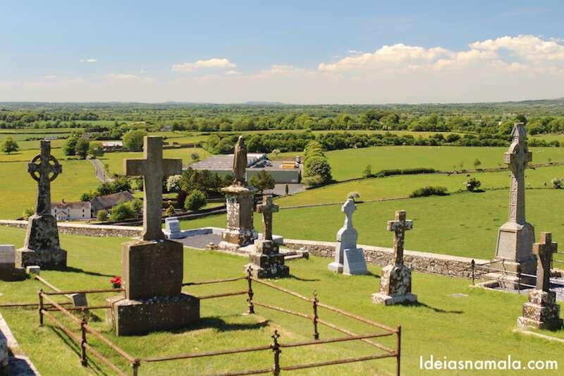 Jardins do The Rock of Cashel