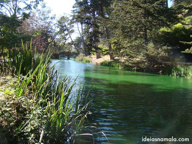 Stow Lake - Golden Gate Park
