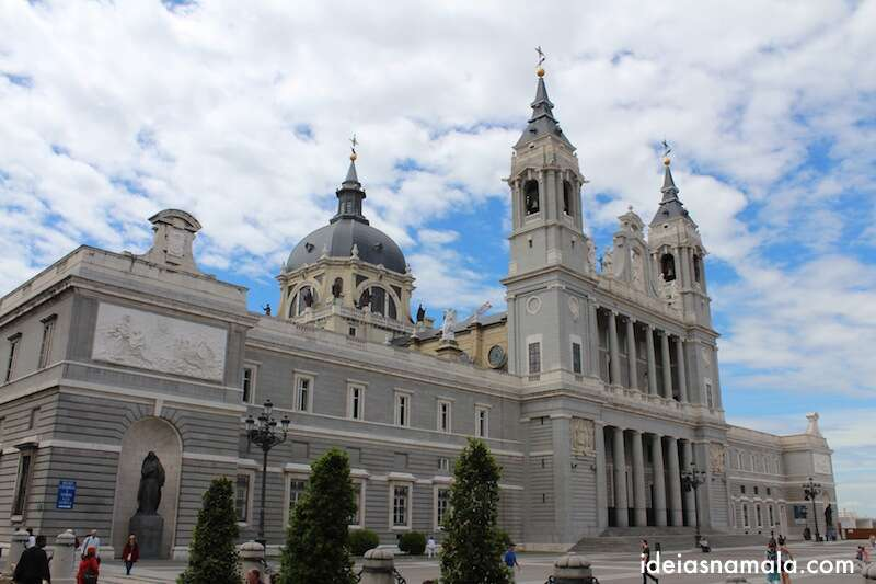 Roteiro de 1 dia pelo Centro de Madrid