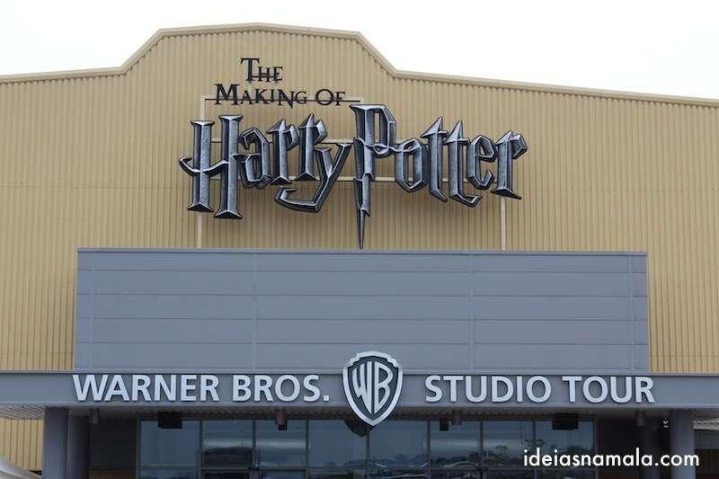 Warner Bros - Harry Potter - Londres