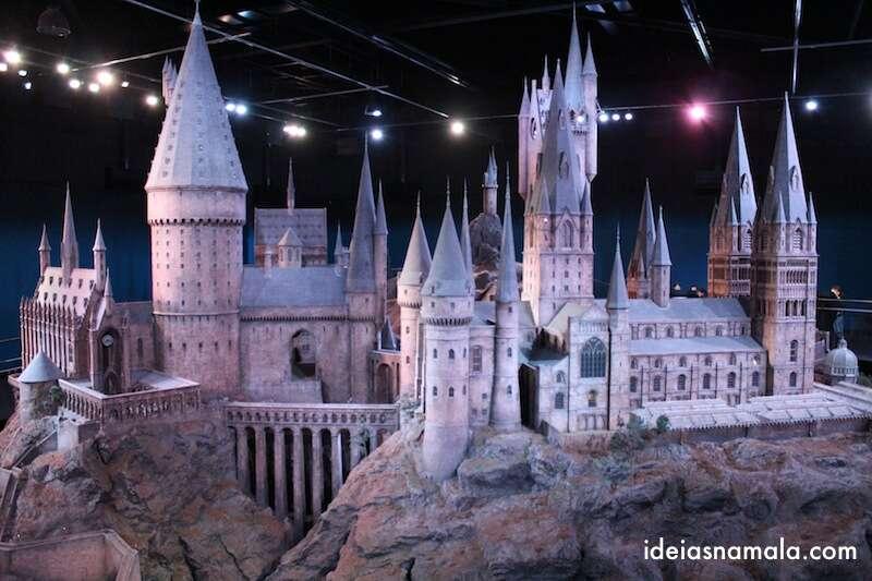Estúdios do Harry Potter