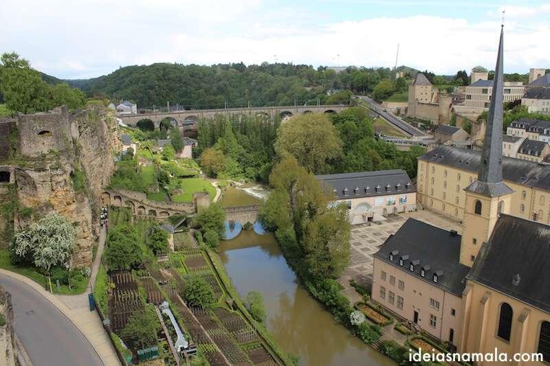 Cidade baixa - Luxemburgo