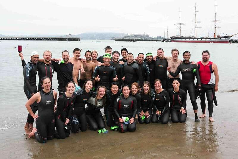 Felizes e cansados todos sobrevivemos a fuga de Alcatraz
