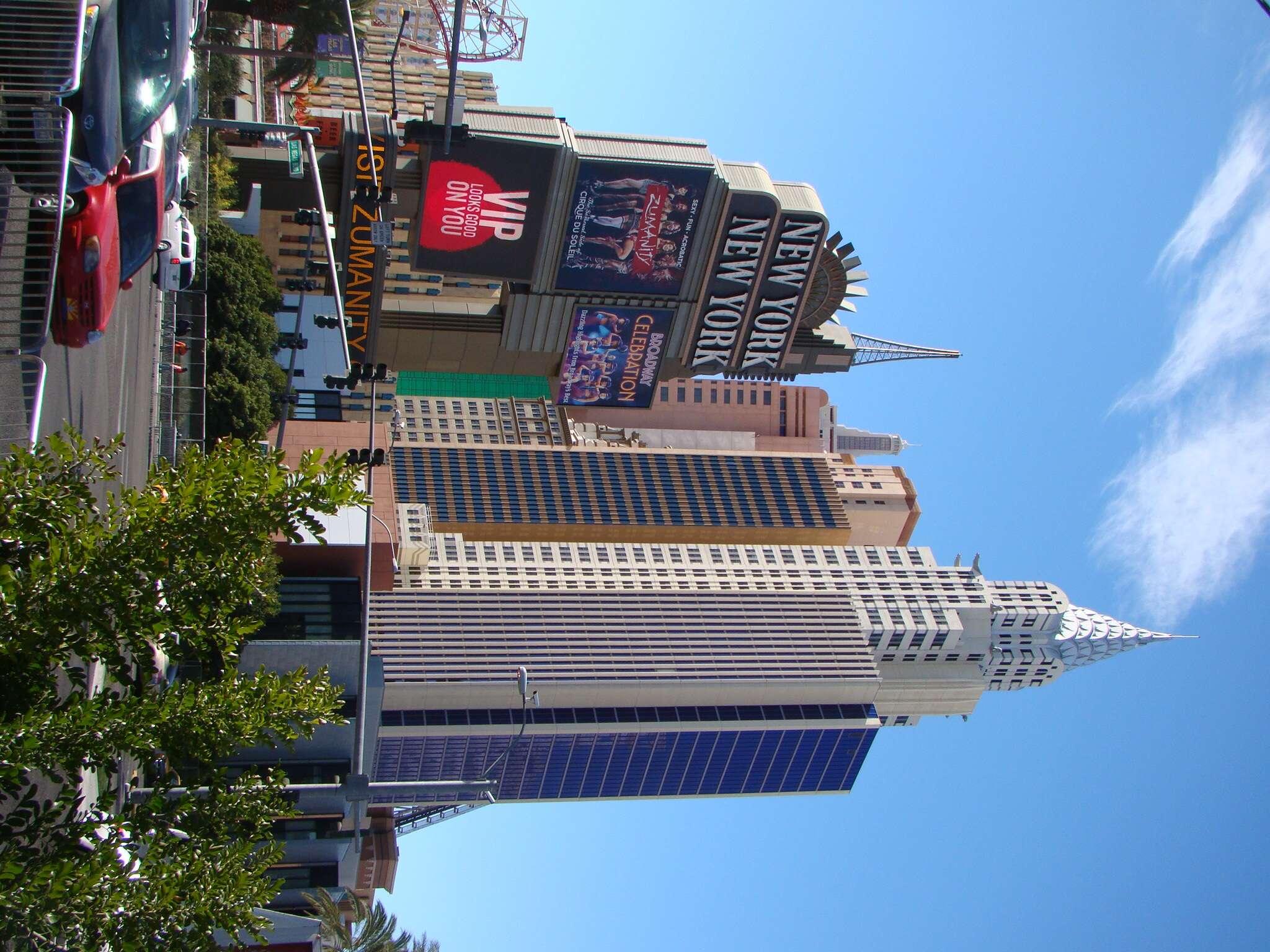 NY NY em Vegas