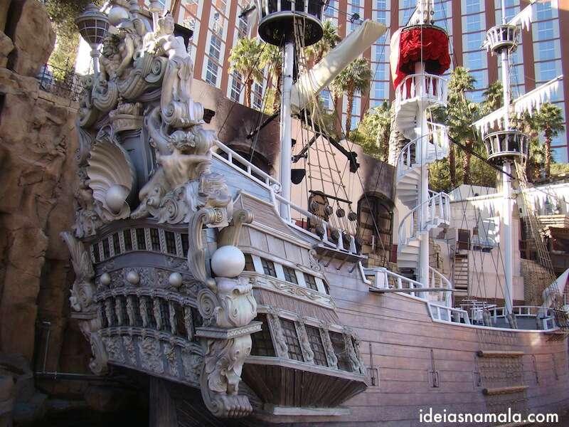 Navio Pirata no TI