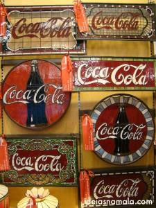 loja da Coca Cola