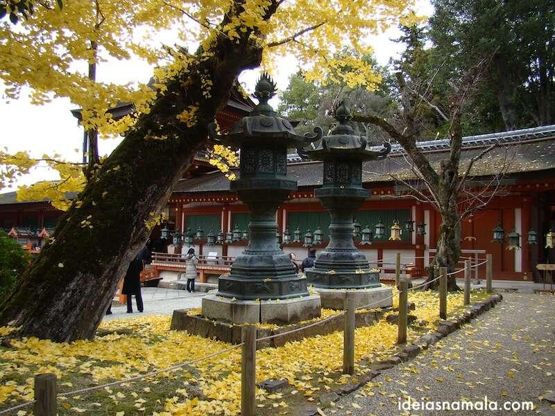 Templo Kasuga Taisha - Nara